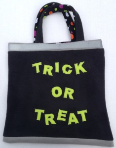 Frankenstein's Monster Tote Back View
