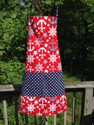 Red Nautical Available on Etsy: https://www.etsy.com/listing/522501406/nifty-nautical-apron?ref=shop_home_active_7